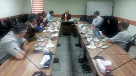 Meeting on PERSIAN Birth Cohort implementation problems
